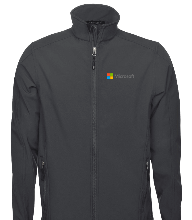 Custom Embroidered Soft Shell Jackets